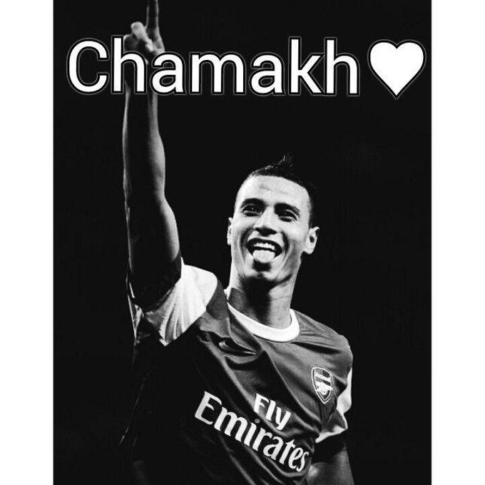 Happy 31st Birthday to my idol Marouane Chamakh