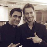 With the gifted mentalist @liorsuchard