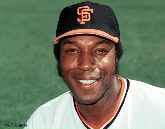 "Happy 77th birthday to legend, ""Stretch\"" Willie McCovey!"