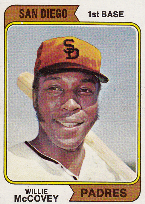 Happy 77th birthday to Hall of Famer Willie McCovey.