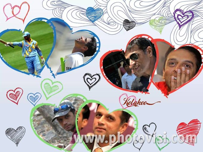 Happy Birthday Sir Dr. Rahul Dravid   He is The Only Reason Why cricket Called as Game of Gentleman