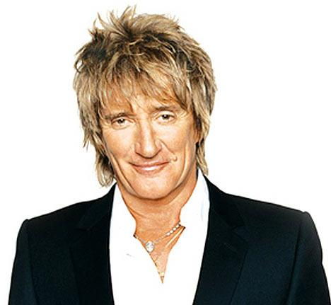 Oh my, time is hurling past us. Rod Stewart is 70 today. Happy birthday Rod!