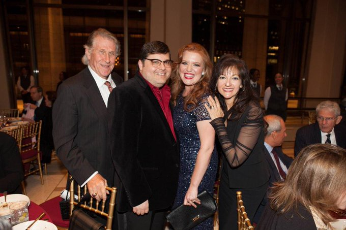 Happy 80th Birthday to Sherrill Milnes! Thank you for your great musical inspiration and friendship!