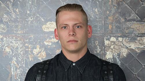 Seen on Fahlo:Time to say Happy Birthday to your favorite drummer, Mr. Lewi Morgan!