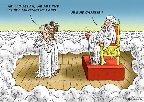 Must-see! Perhaps the best cartoon about the #CharlieHebdo massacre! #KouachiBrothers #koulibaly  http://t.co/9754xQVEei via @eottolenghi