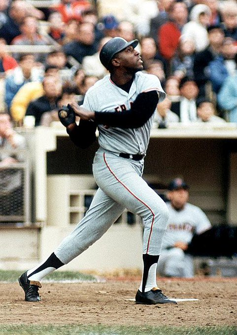 Happy Birthday to Willie McCovey, who turns 77 today!