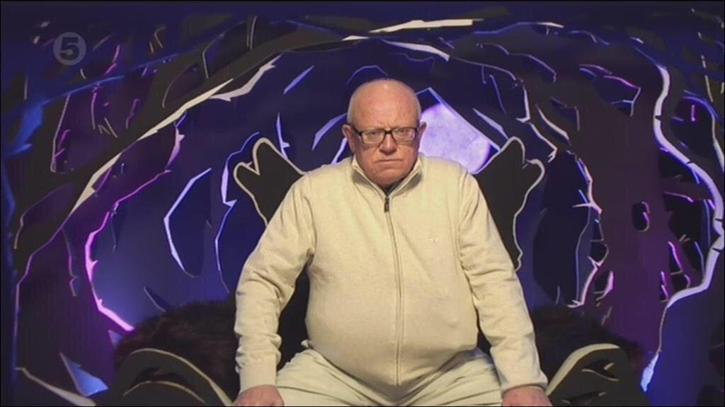 Painful to watch Ken's self inflicted career suicide unfold! He's ignorant and unlikeable! #CBB #LastChanceSaloon http://t.co/4o1ClYnlsa