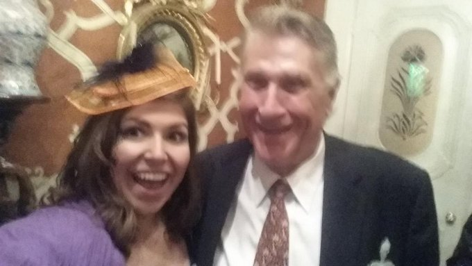 Happy 80th Birthday Sherrill Milnes. You are a great mentor and friend.