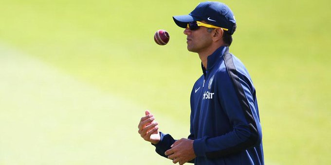 Happy birthday to an all-time great and an regular, Rahul Dravid