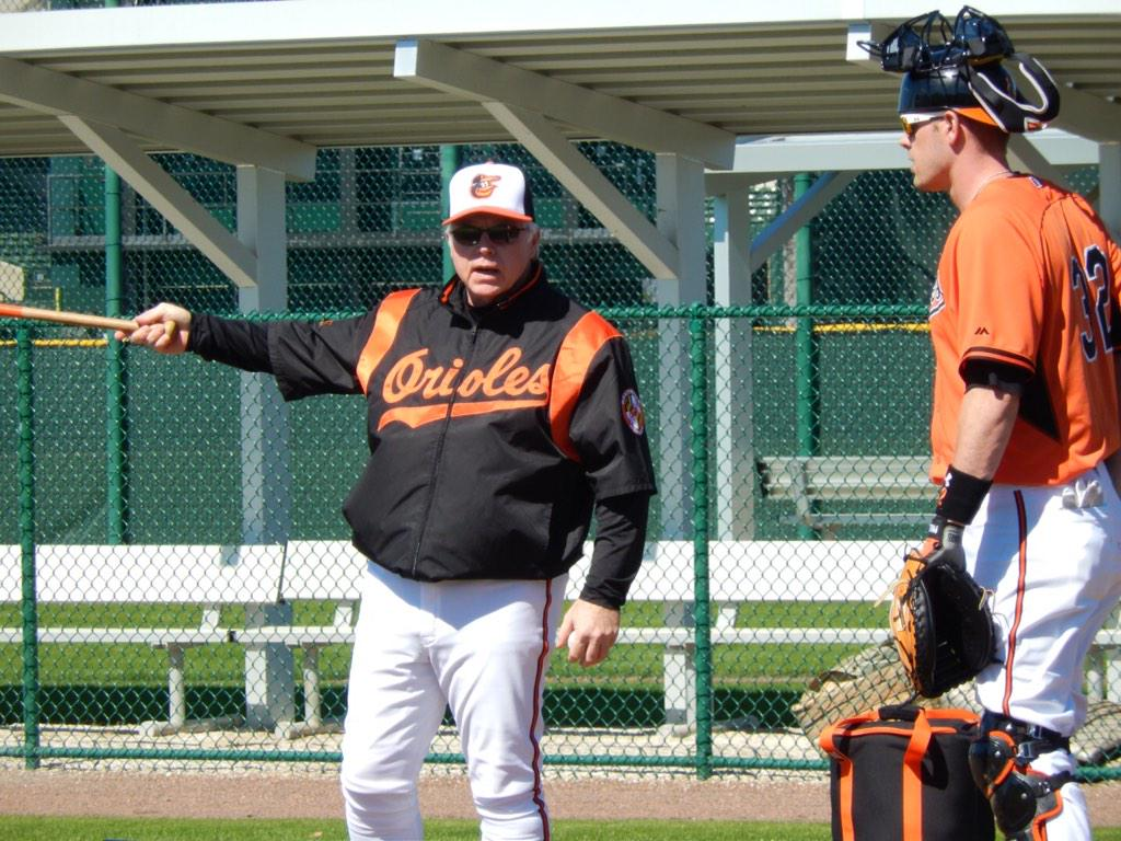Just 40 days until #Orioles pitchers and catchers report to spring training in Sarasota. #Baltimore http://t.co/d5sJMsIgsn