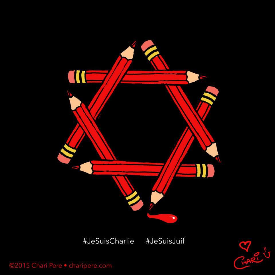 For our Friends of Jewish faith who died in Paris yesterday unnecessarily. http://t.co/Y7NF9B4mWd