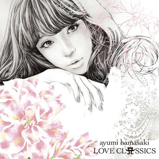 1/28発売 浜崎あゆみ クラシックアルバム『LOVE CLASSICS』ジャケットを描かせていただきました。 http://t.co/8eUArZHwNW http://t.co/Ko1z0zEWrl