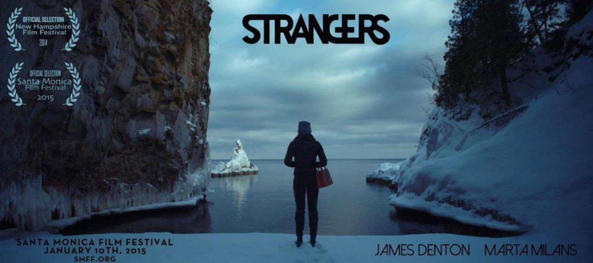 Just saw friend's film STRANGERS - Beautiful! Awesome job @martamilans @splicehere @anasplayground #SMFFVoteStrangers http://t.co/VsNJ33Shho