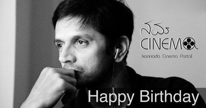 Wishing a very happy birthday to Namma Rahul Dravid.