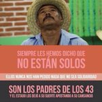Siendo los más pobres dlos pobres necesitan nuestro apoyo p continuar su lucha x sus hijos y x México http://t.co/VL3bu1TZ9s RTMasivo