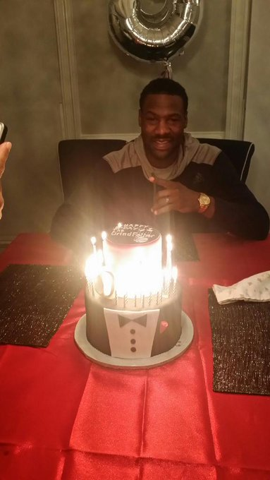 Happy birthday to my main man tony allen . hopefully he\ll unblock me one day