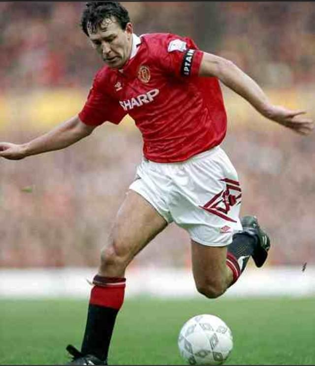 Happy 58th Birthday to Bryan Robson.  One of the greatest players to ever play for Manchester United