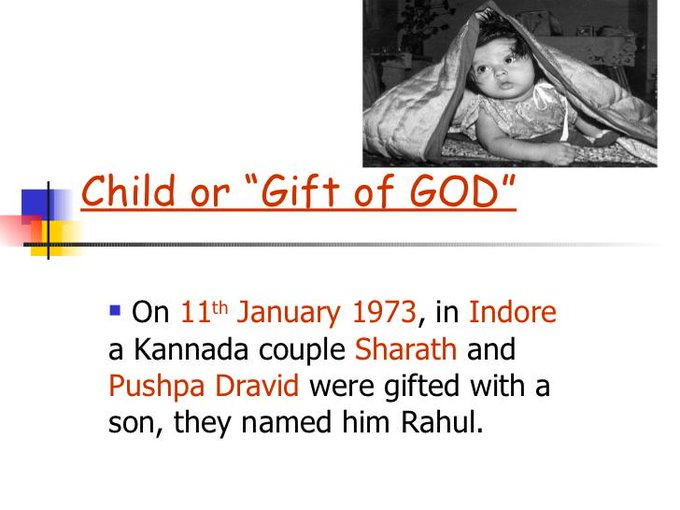 Padhega India wishes Rahul Dravid a very Happy Birthday!