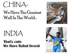 : Happy Birthday to you sir. Proud to say Rahul Dravid played for India. U r irreplaceable