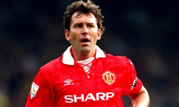 Happy birthday to Bryan Robson. The Manchester United legend turns 58 today.