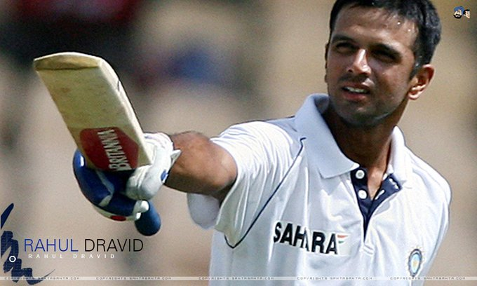 Happy birthday to the best Test batsman our country has seen !! Rahul Dravid