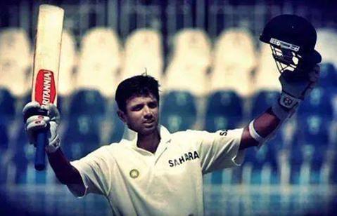 Happy Birthday, Dravid