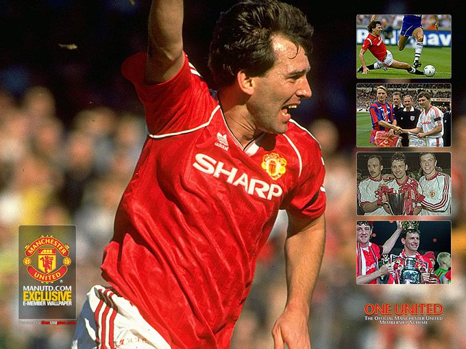 Happy 58th Birthday to our Bryan Robson! (