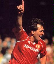 Happy birthday to my boyhood hero and all time favourite United player Bryan Robson.
