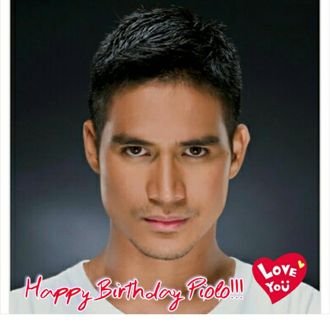 Happy Birthday to the very talented, handsome and a great person Piolo Pascual!!