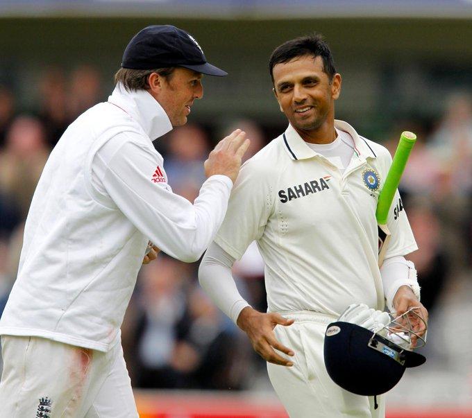 Happy Birthday to Team India\s Wall, Rahul Dravid