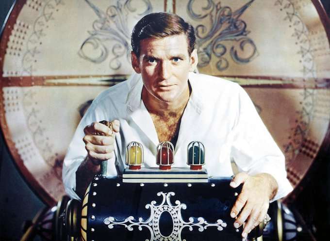 Happy birthday to the late Rod Taylor. Had he not passed four days ago, he would have turned 85 today. to salute!