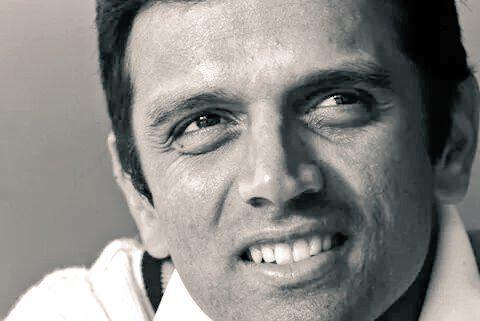 Happy Birthday Rahul Dravid. Love You <3
