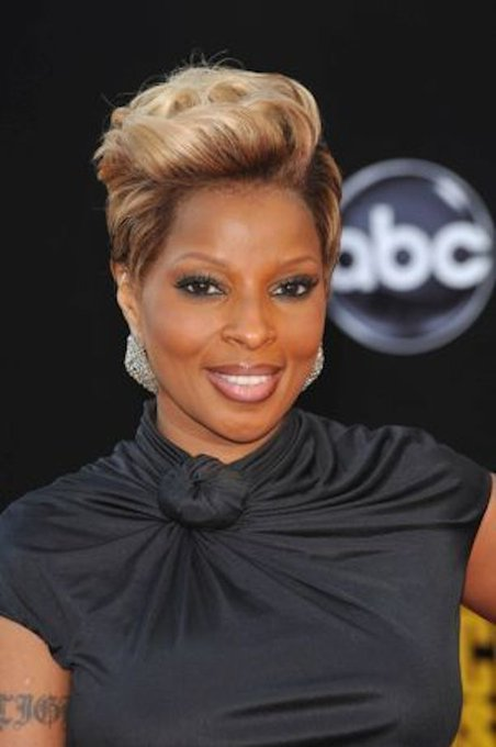 Happy Birthday to the amazingly talented Mary J Blige. Watch out for her new album!