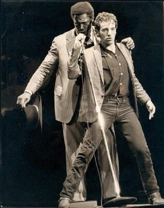 Happy Birthday Big Man Clarence Clemons! The sound of your sax keeps alive the memory