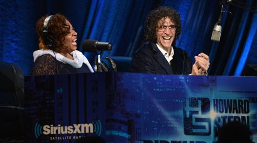 Happy 61st Birthday to famous Radio & TV Personality, Howard Stern!