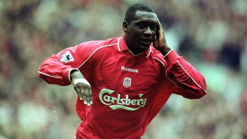 "Lord! "" RT. Happy birthday to former striker Emile Heskey, who celebrates turning 37 today."