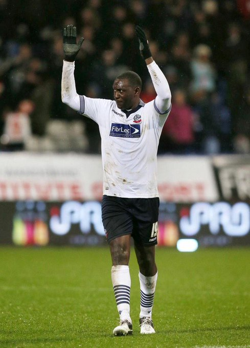 Happy birthday to this man, there\s only oneeee Emile Heskey!