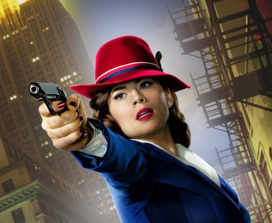 На этой неделе стартовал новый сериал Marvel «Агент Картер». Признавайтесь, а вам понравилось? http://t.co/HFZtKf4fpX