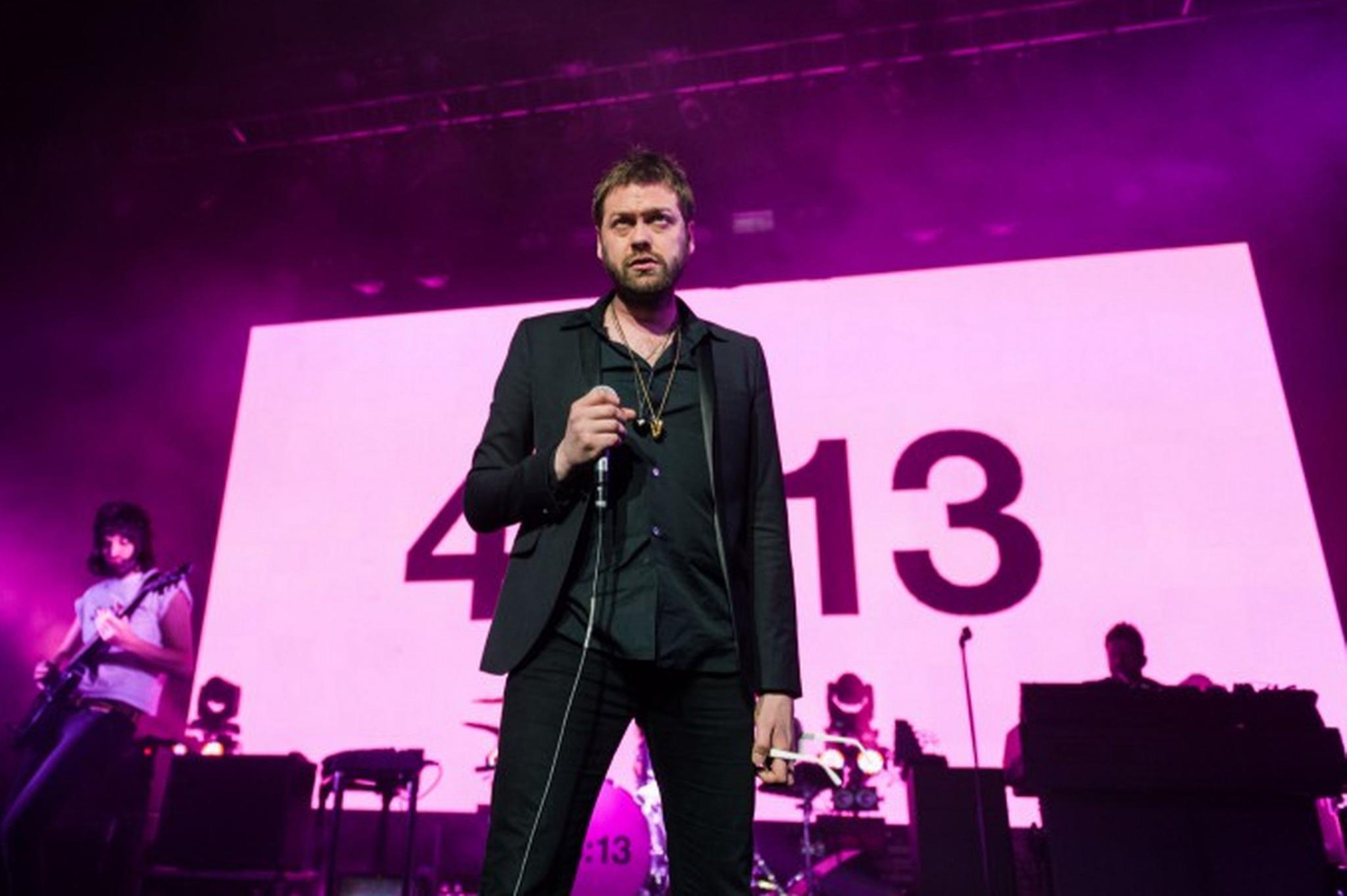 Tom Meighan, vocalista de Kasabian, cumple 34 años. Happy birthday!