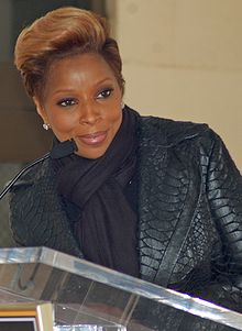 January 11th, wish happy birthday to American singer, songwriter, actress, record producer, Mary J Blige.