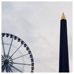 RT @ElliottGSpencer: #LuxorObelisk aka The Giant Parisian Pencil.