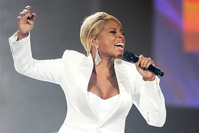 Happy birthday Mary J. Blige.