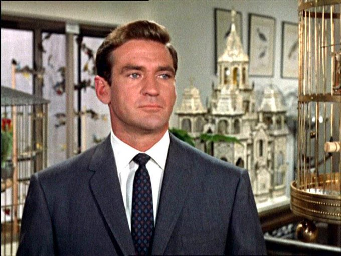 Today would have been Rod Taylor\s 85th birthday - Happy Birthday and RIP