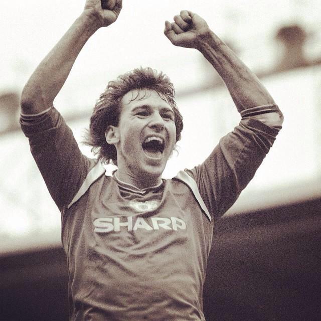 Happy Birthday to this legend. Bryan Robson.