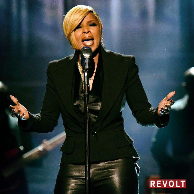 Queen of Hoodrat&B Happy Birthday Mary J. Blige!