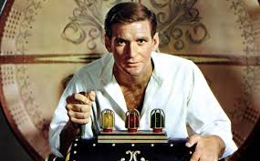 Happy Birthday to actor Rod Taylor (1930 2015).