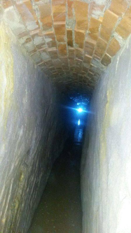 Túnel encontrado ao lado do Teatro Carlos Gomes será estudado pela Fundação Cultural | http://t.co/hE6lh1SxJX http://t.co/mnegVaQ0W6