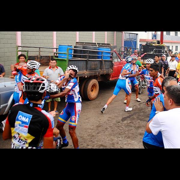 Fraternité Russo-vénézuelienne au Tour du Tachira TER via @Luiscontreras02 http://t.co/oR1l64fLV0
