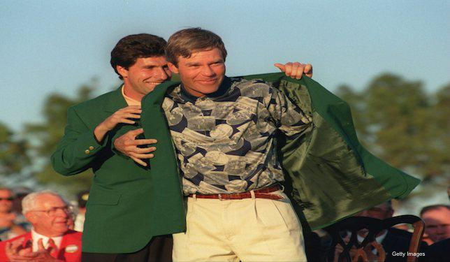 Happy birthday, two-time Masters champion and golf legend Ben Crenshaw: