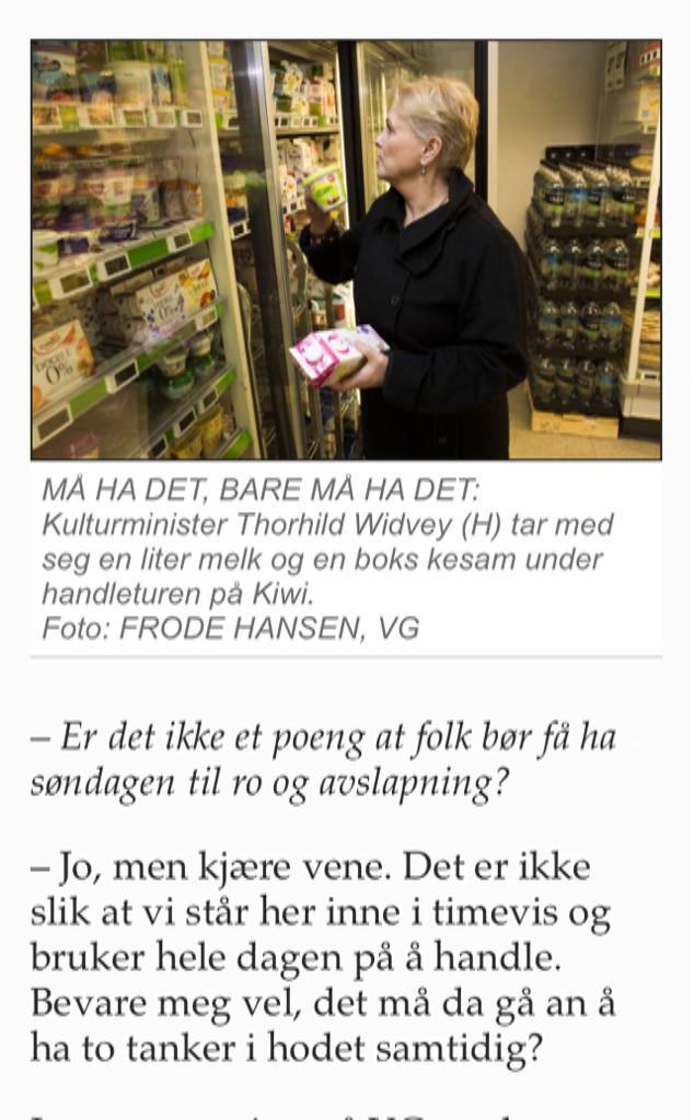 Norge er så ukomplisert. Satiren lager seg selv. http://t.co/dS0RB3klpN